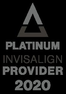 Platinum Invisalign Provider 2020